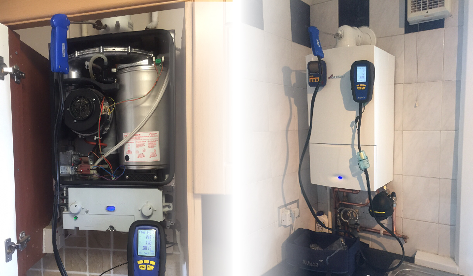 Boiler Servicing in Warsop