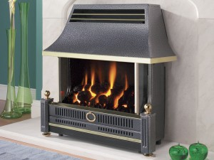 Flavel Renoir Ultra high efficency outset fire